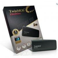 TwinMos 1TB 4K External Portable SSD Type-C 10Gbps With USB 3.2