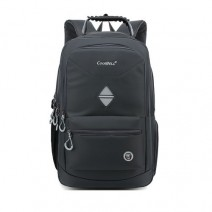 Coolbell 18.4 Inches Waterproof Laptop Backpack - Black