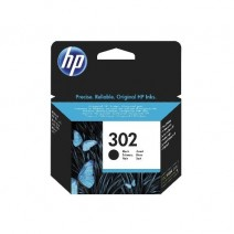 HP 302 BLACK ORIGINAL INK