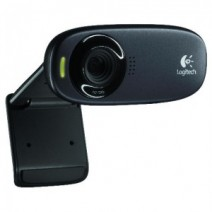 Logitech HD C310 Webcam Simple Video Calling In HD 720P